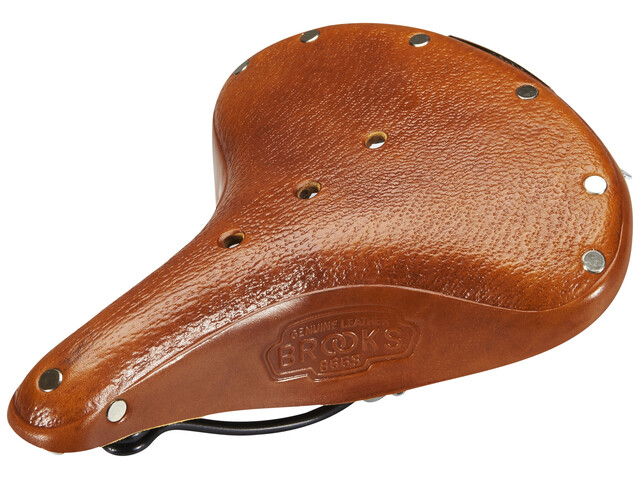 Brooks B66 S Unique - Selle - orange